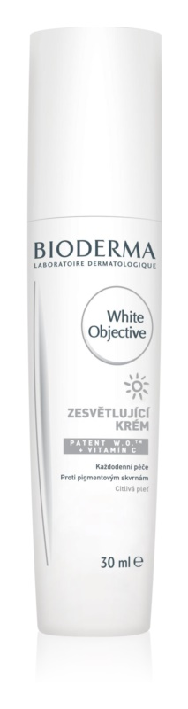 Bioderma White Objective krema za posvetljevanje proti pigmentnim madežem