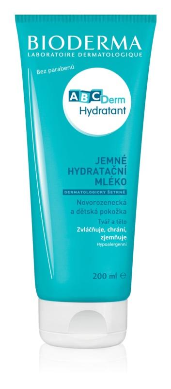 Bioderma ABC Derm Hydratant hydratační mléko na obličej a tělo
