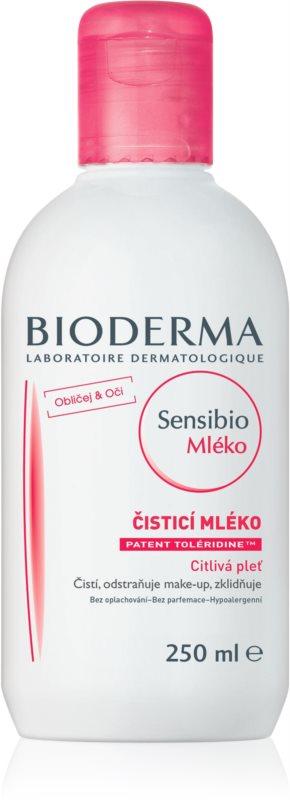 Bioderma Sensibio Lait čisticí mléko pro citlivou pleť