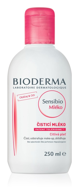 Bioderma Sensibio Lait Cleansing Milk For Sensitive Skin