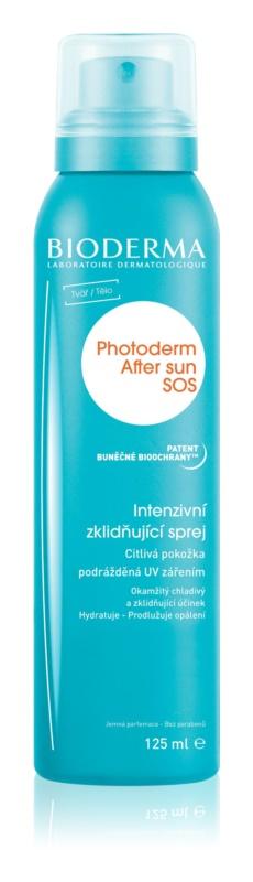 Bioderma Photoderm After Sun SOS інтенсивна зволожуюча емульсія після засмаги