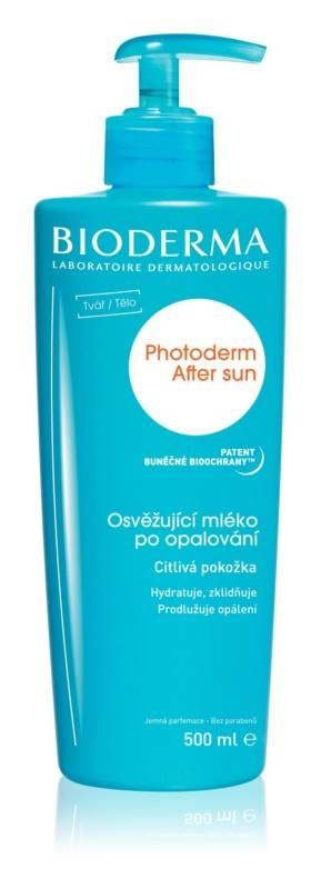 Bioderma Photoderm After Sun loțiune răcoritoare după plajă