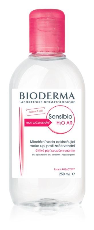 Bioderma Sensibio H2O AR micelarna voda za osjetljivo lice sklono crvenilu