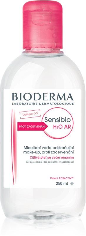 Bioderma Sensibio H2O AR Micellar Water for Sensitive, Redness-Prone Skin