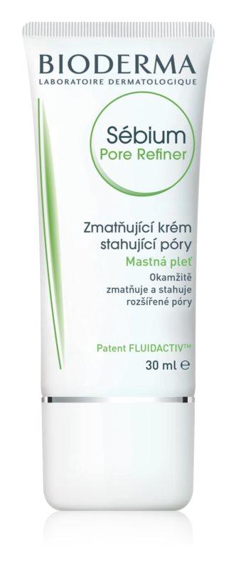 Bioderma Sébium Pore Refiner Gesichtsserum für fettige und Mischhaut