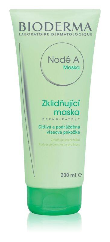 Bioderma Nodé A máscara para o couro cabeludo sensível