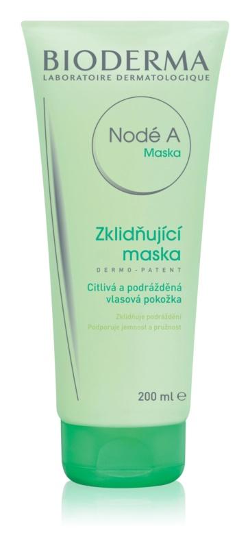 Bioderma Nodé A маска  за чувствителна кожа на скалпа