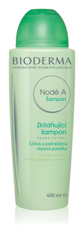 Bioderma Nodé A kojący szampon do skóry wrażliwej