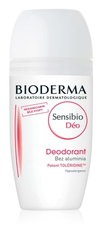 Bioderma Sensibio Deo desodorizante refrescante em roll-on para pele sensível