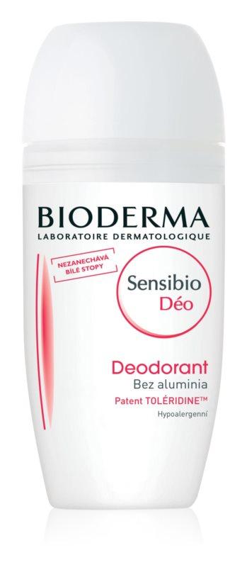 Bioderma Sensibio Deo frissítő roll-on dezodor az érzékeny bőrre