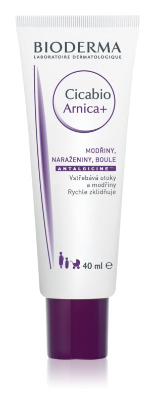 Bioderma Cicabio Arnica+ προϊόν για τοπική θεραπεία ενάντια στους ερεθισμούς και και τον κνησμό του δέρματος
