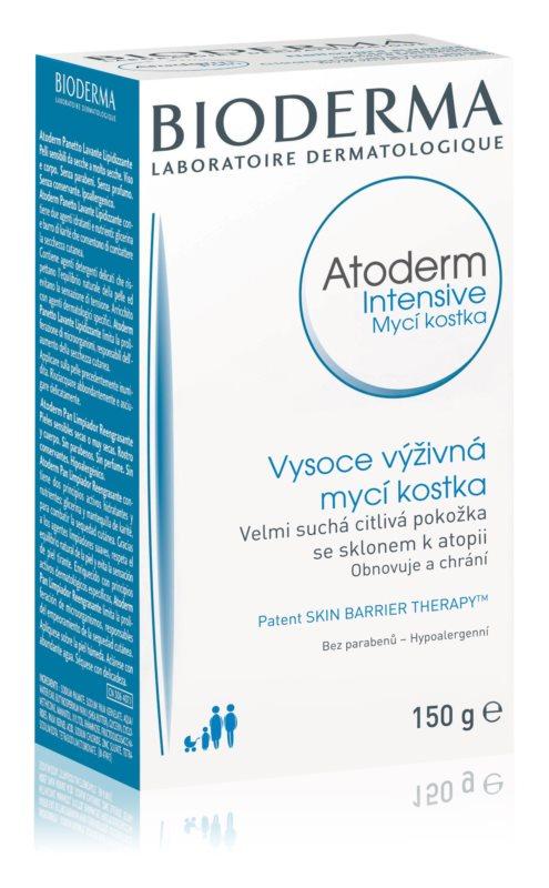 Bioderma Atoderm Nutritive čistilno milo za suho do zelo suho kožo