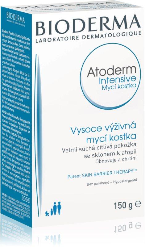 Bioderma Atoderm Nutritive sapun pentru curatare pentru pielea uscata sau foarte uscata