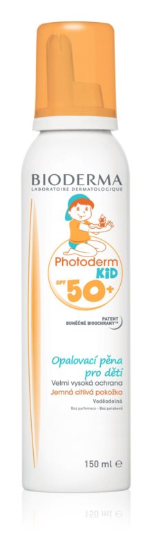Bioderma Photoderm Kid Sunscreen Mousse for Kids SPF 50+