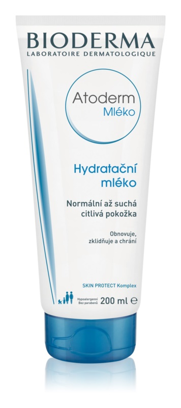 Bioderma Atoderm Hydrating Body Lotion For Normal And Dry Skin