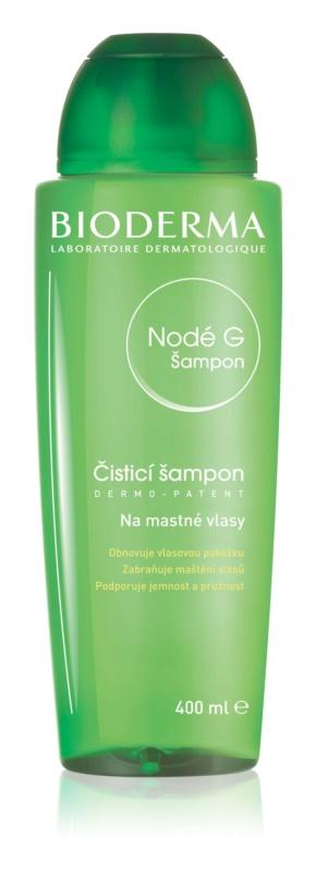 Bioderma Nodé G champô para cabelo oleoso