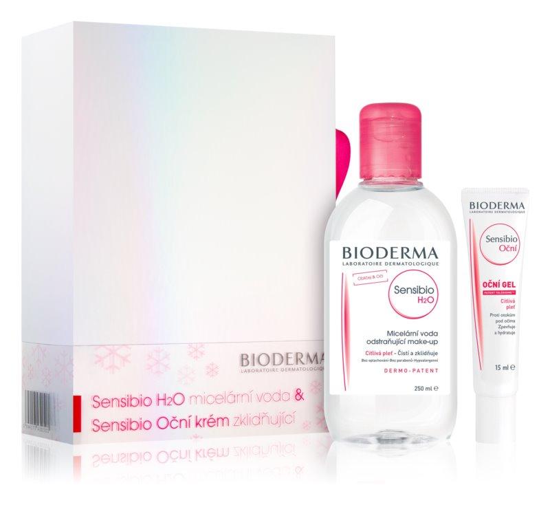 Bioderma Sensibio H2O kozmetični set I.