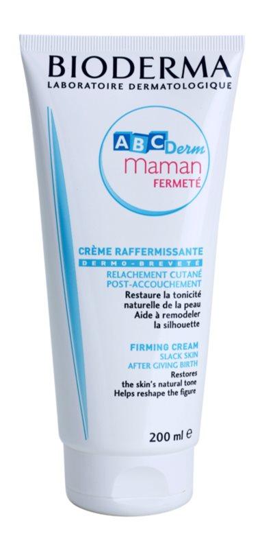 Bioderma ABC Derm Mama stärkende Creme für Damen