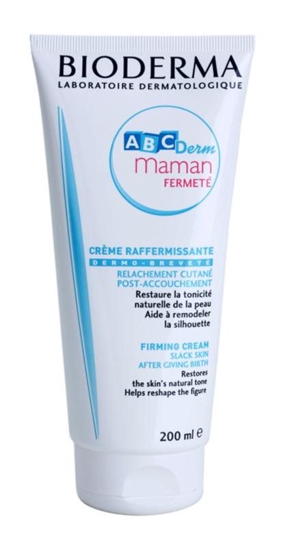 Bioderma ABC Derm Mama zpevňující krém pro ženy