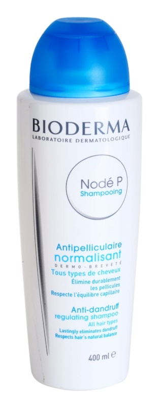 Bioderma Nodé P Anti-Dandruff Shampoo for All Hair Types