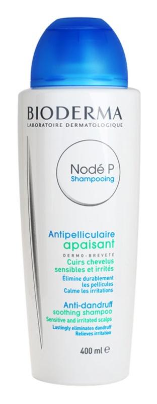Bioderma Nodé P champô anticaspa para pele sensível e irritada