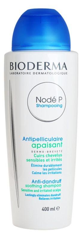 Bioderma Nodé P szampon przeciwłupieżowy do skóry wrażliwej i podrażnionej
