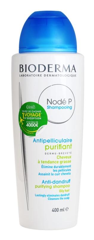 Bioderma Nodé P korpásodás elleni sampon zsíros hajra