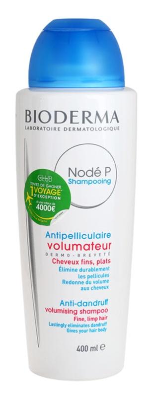 Bioderma Nodé P korpásodás elleni sampon finom és lesimuló hajra