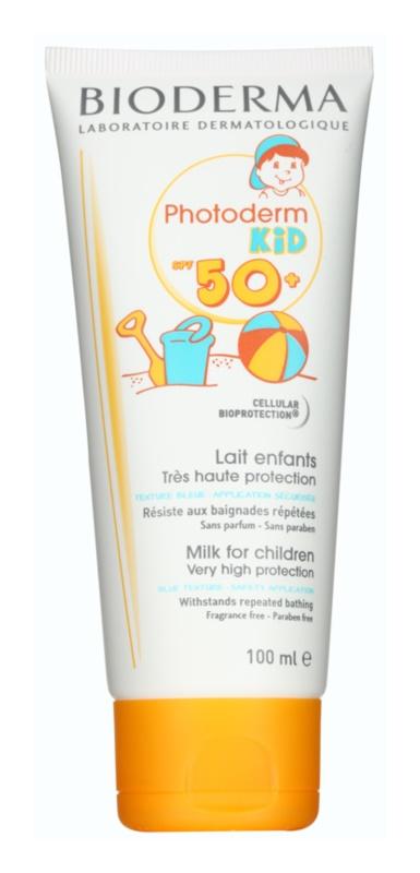 Bioderma Photoderm Kid мляко за загар  SPF50+