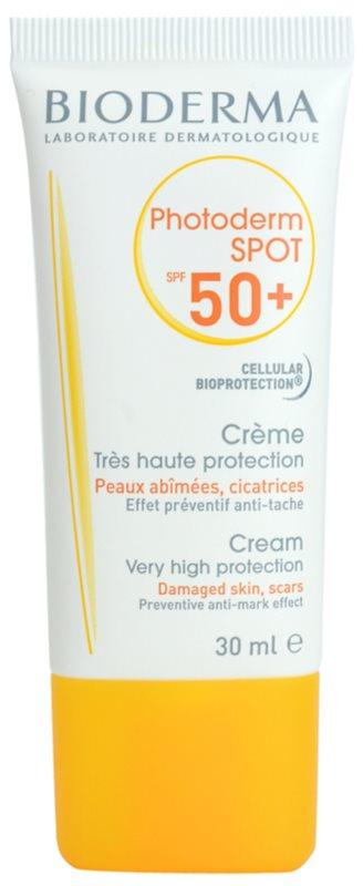 Bioderma Photoderm Spot crème solaire anti-taches SPF 50+