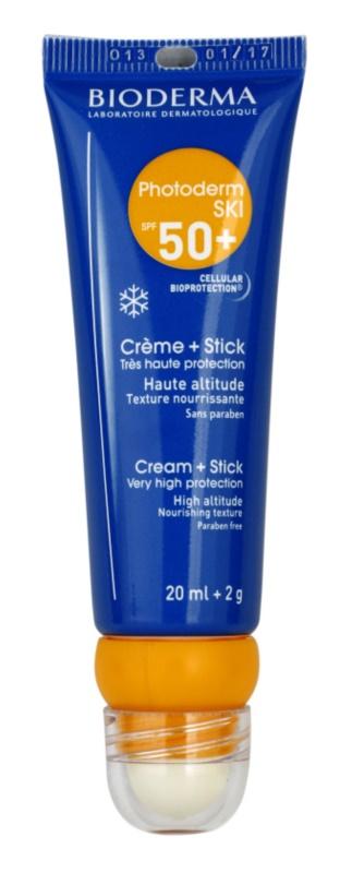 Bioderma Photoderm Ski Sunscreen Cream SPF50+