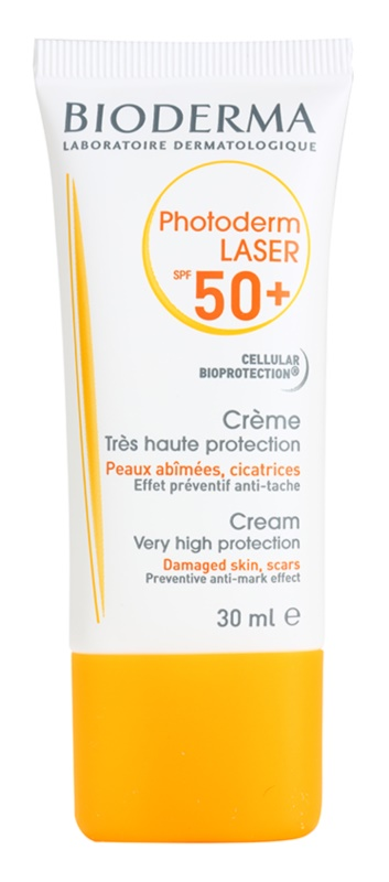 Bioderma Photoderm Laser Sun Cream To Treat Pigment Spots SPF 50+
