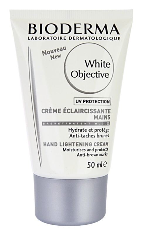 Bioderma White Objective creme de mãos anti-manchas de pigmentação