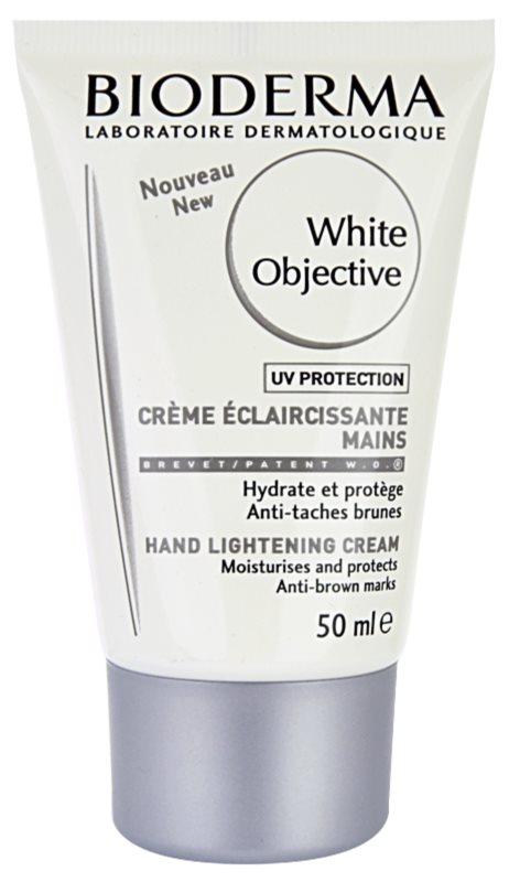 Bioderma White Objective kézkrém a pigment foltok ellen