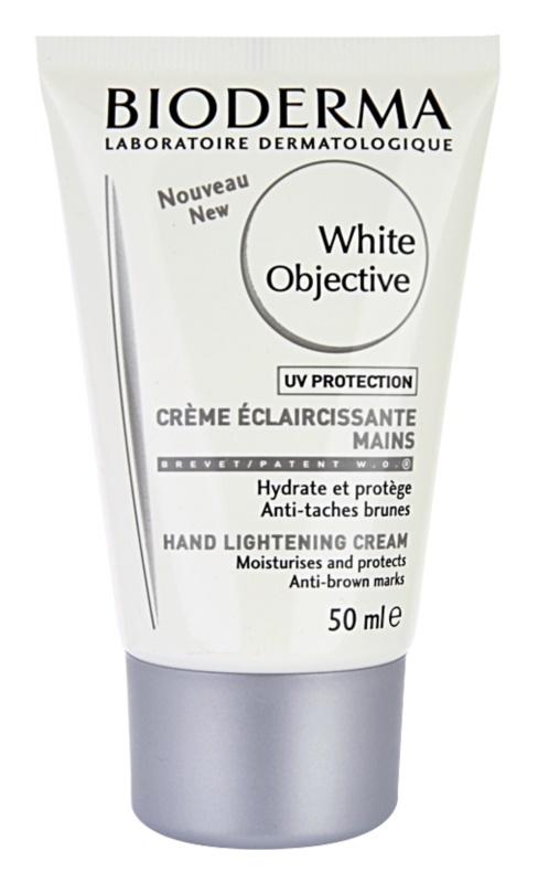 Bioderma White Objective krem do rąk przeciw przebarwieniom skóry