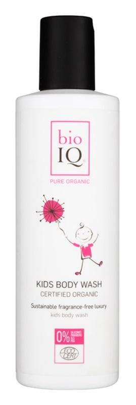 BioIQ Child Care zjemňující sprchový gel pro dětskou pokožku