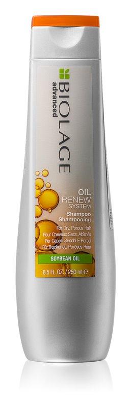 Matrix Biolage Advanced Oil Renew System čistilni šampon za poškodovane lase