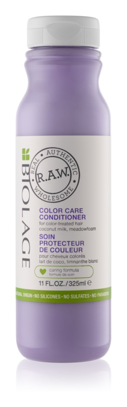 Biolage RAW Color Care Conditioner For Colored Hair
