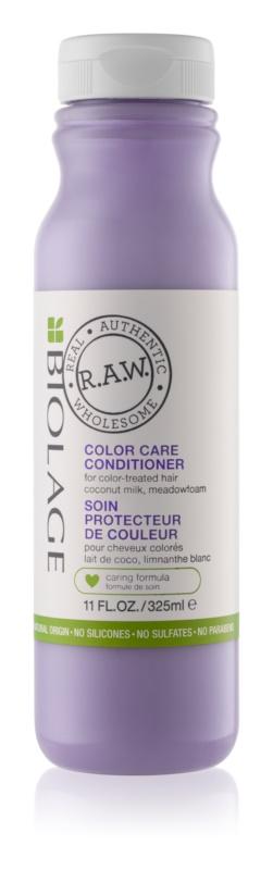 Biolage RAW Color Care kondicionér pro barvené vlasy