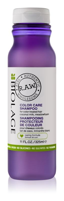 Biolage RAW Color Care champô para cabelo pintado