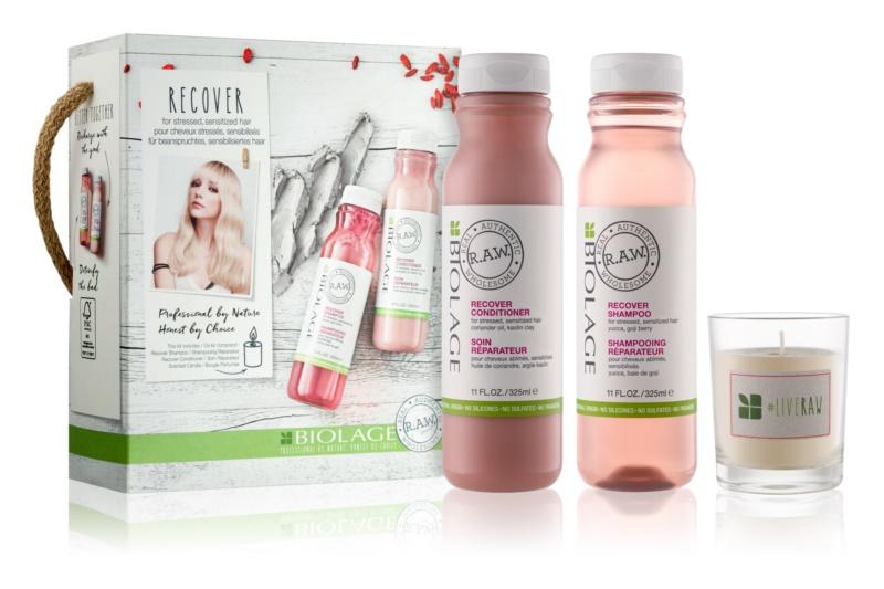 Biolage RAW Recover Kosmetik-Set  I.