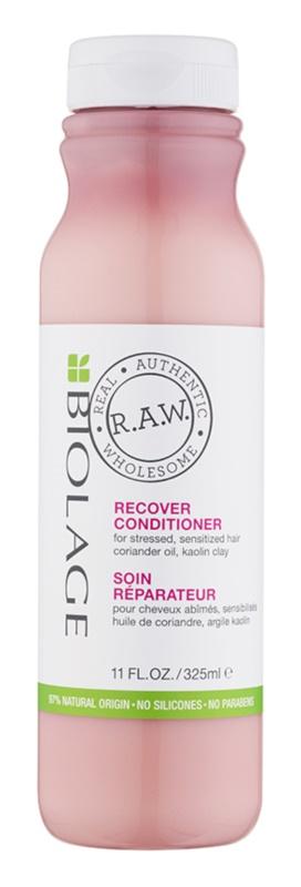 Biolage RAW Recover odżywka rewitalizująca włosy słabe