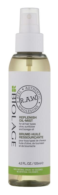 Biolage RAW Replenish vlažilno in hranilno olje za lase