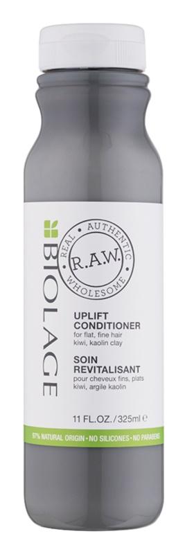 Biolage RAW Uplift kondicionér pre objem jemných vlasov