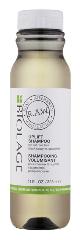 Biolage RAW Uplift Shampoo für mehr Haarvolumen bei feinem Haar