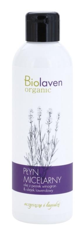 Biolaven Face Care micelární čisticí voda s levandulí