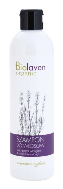 Biolaven Hair Care posilňujúci šampón s esenciálnymi olejmi