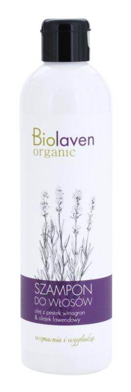 Biolaven Hair Care posilující šampon s esenciálními oleji