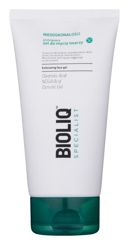 Bioliq Specialist Imperfections čisticí peelingový gel