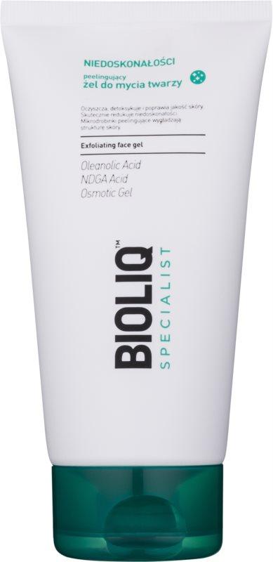 Bioliq Specialist Imperfections gel exfoliant purifiant